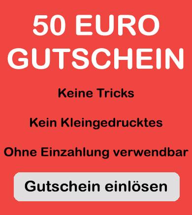 50 Euro Guthaben geschenkt um gratis Sex Cams testen zu können
